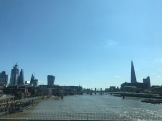View from Blackfriars Bridge