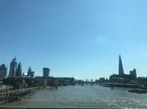 View from Blackfriars Bridge